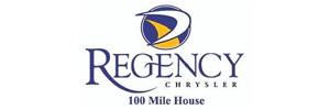 Regency Chrysler 100 Mile House
